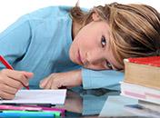 Řešení poruchy psaní - dysgrafie