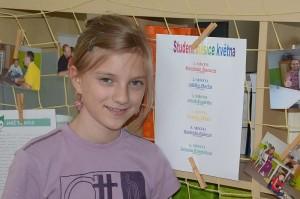 Karolína Štursová, 10 let