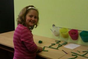 Eliška Kučerová, 8 let